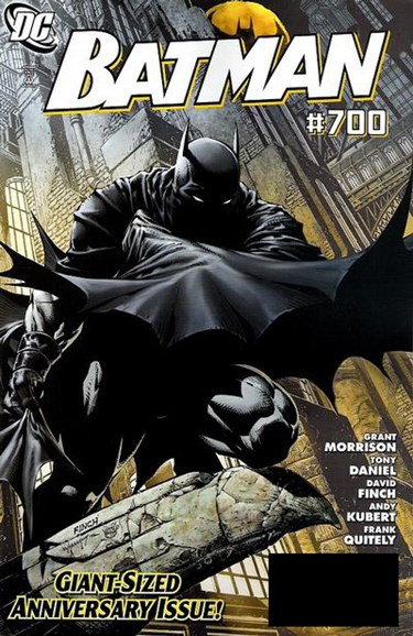 Batman Cover - 8/1/2010