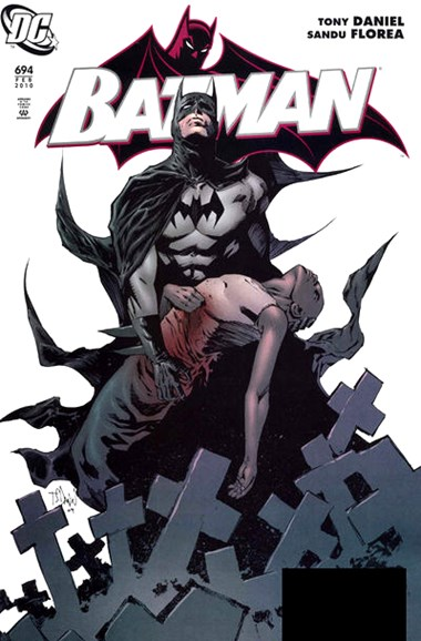 Batman Cover - 2/1/2010