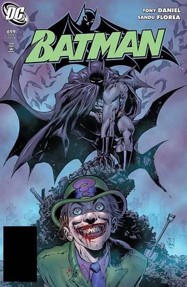 Batman Cover - 7/1/2010