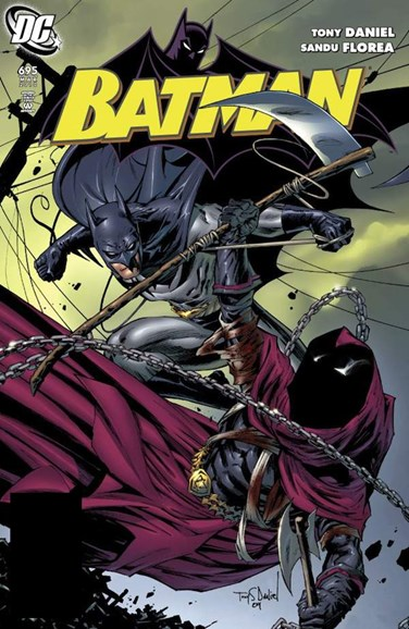 Batman Cover - 3/1/2010