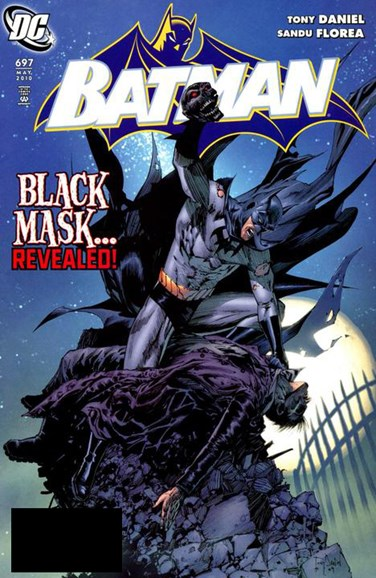 Batman Cover - 5/1/2010