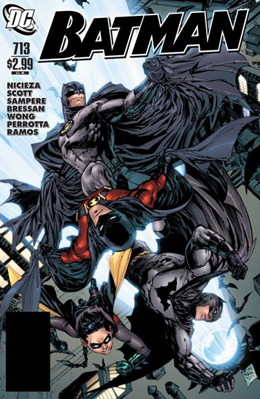 Batman Cover - 10/1/2011