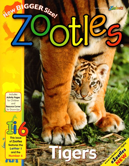 Zootles Cover - 12/1/2012