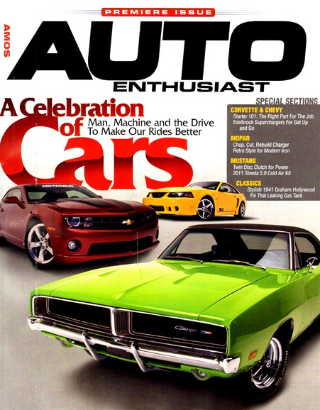 Cars & parts Cover - 12/1/2010