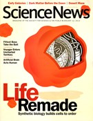 Science News Magazine 1/12/2013