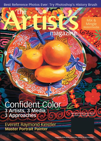Artists Cover - 1/1/2013