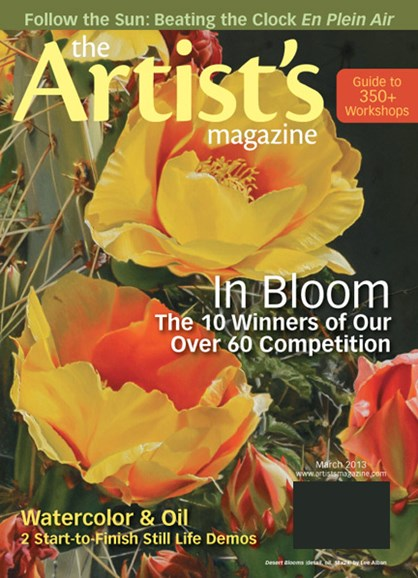 Artists Cover - 3/1/2013