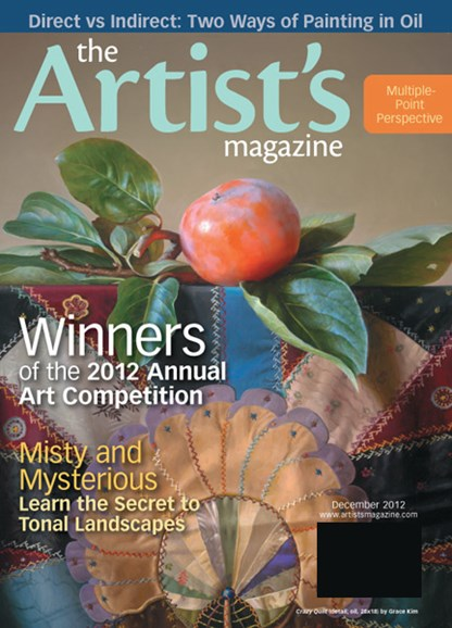 Artists Cover - 12/1/2012