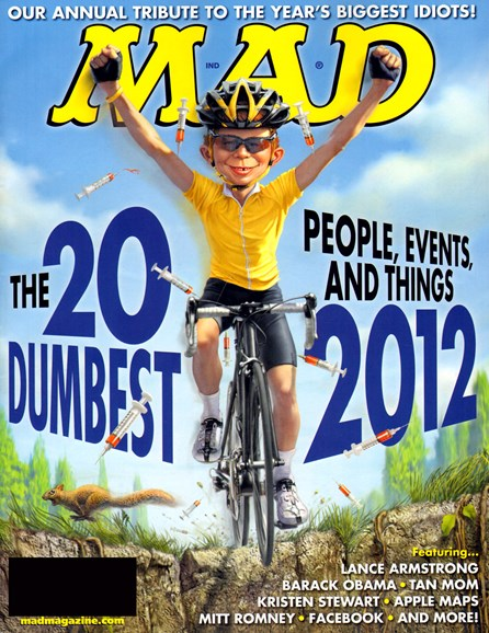 Mad Cover - 2/1/2013