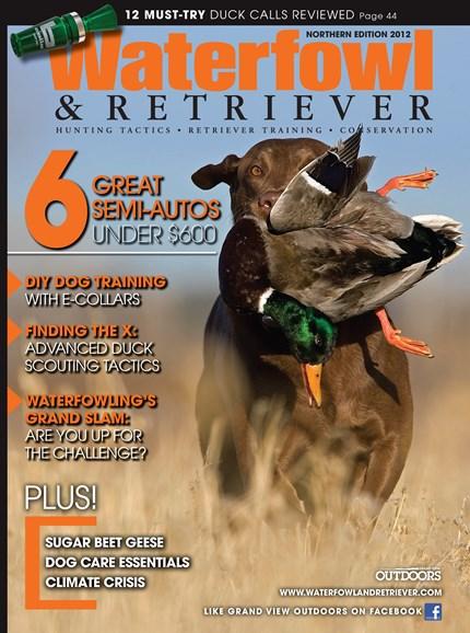 Waterfowl & Retriever Cover - 12/3/2012