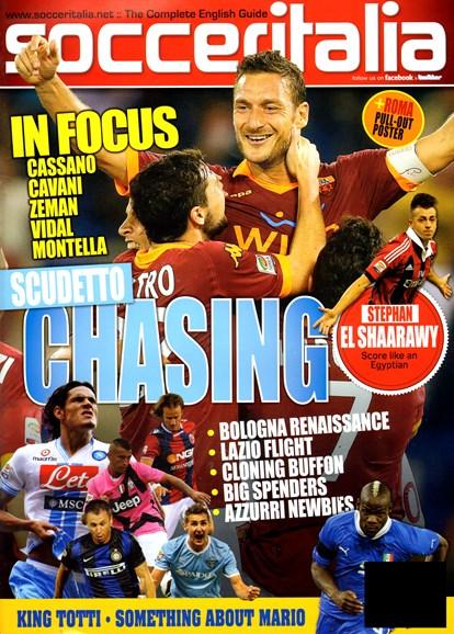 Soccer Italia Cover - 1/1/2013