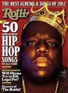 Rolling Stone Magazine 12/20/2012