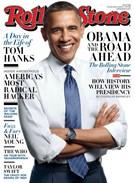 Rolling Stone Magazine 11/8/2012