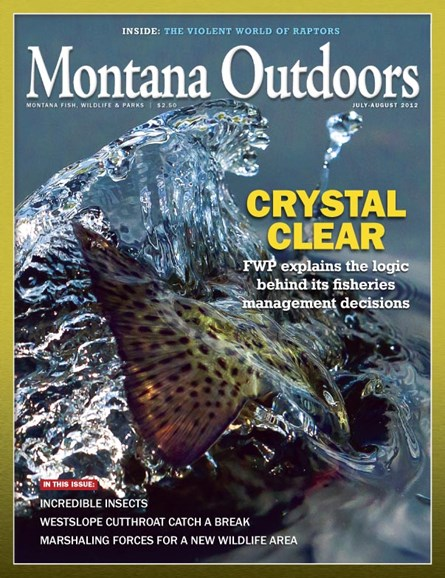 Montana Outdoors Cover - 7/1/2012