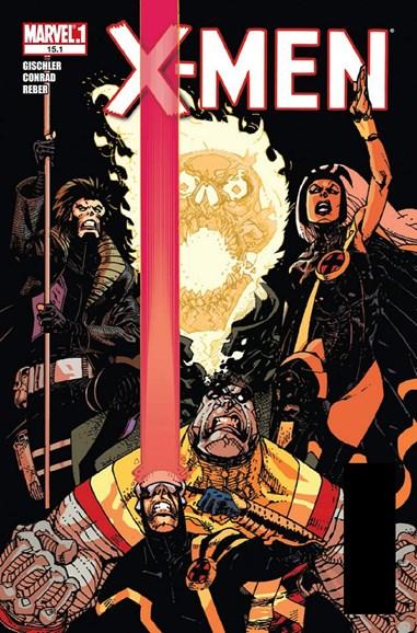 X-Men Gold Cover - 10/1/2011