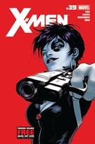 X-Men Comic 2/1/2013