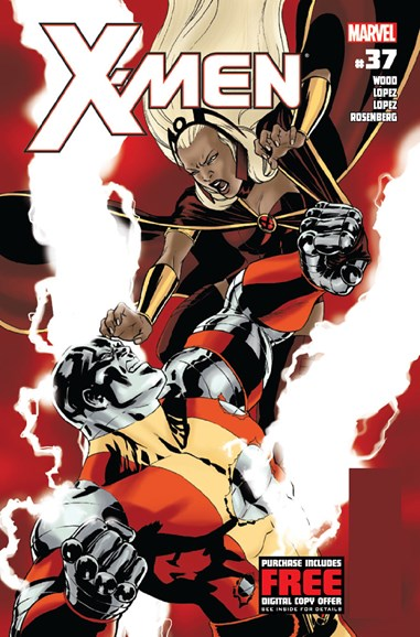 X-Men Gold Cover - 12/1/2012