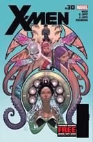 X-Men Comic 8/1/2012