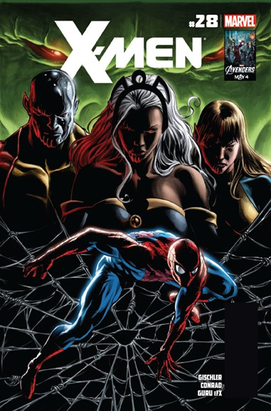 X-Men Gold Cover - 7/1/2012