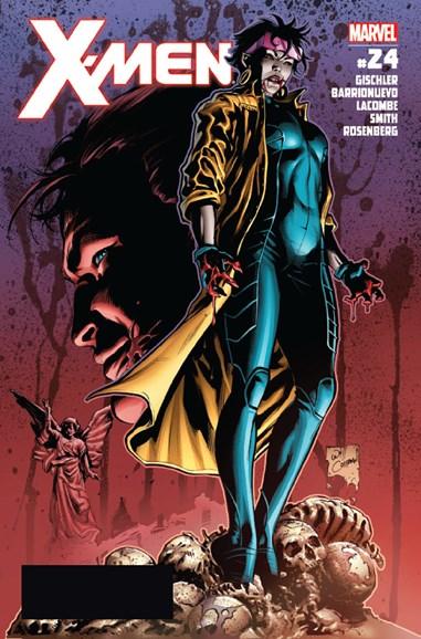 X-Men Gold Cover - 4/1/2012