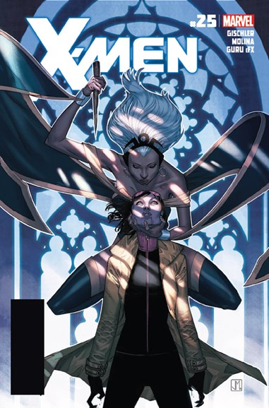 X-Men Gold Cover - 4/15/2012