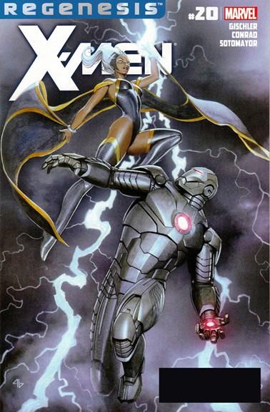 X-Men Gold Cover - 1/1/2012