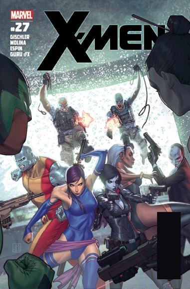 X-Men Gold Cover - 6/1/2012