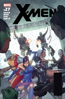 X-Men Comic 6/1/2012