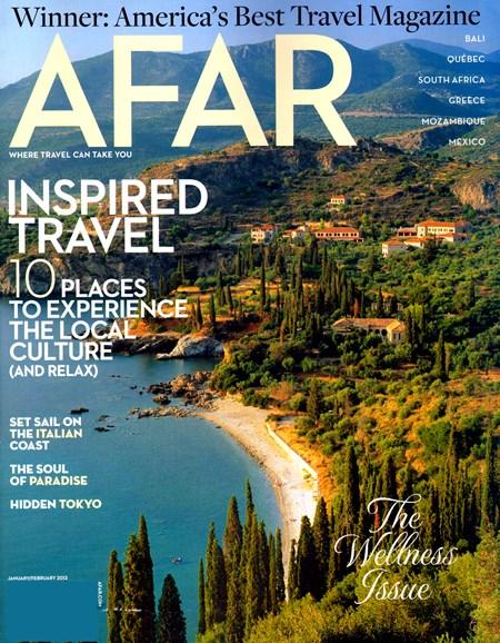 AFAR Cover - 1/1/2013
