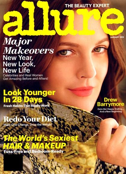 Allure Cover - 1/1/2013