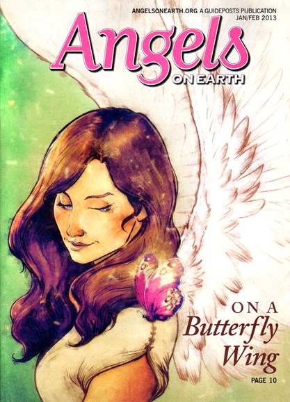 Angels on Earth Cover - 1/1/2013