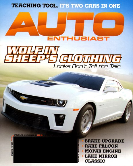 Cars & parts Cover - 1/1/2013