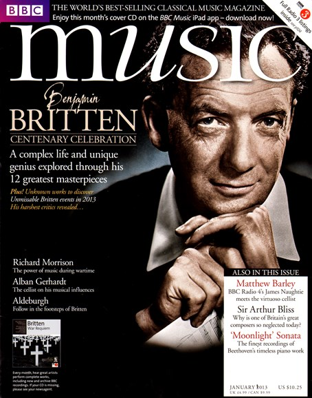 BBC Music Cover - 1/1/2013