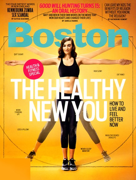 Boston Cover - 1/1/2013