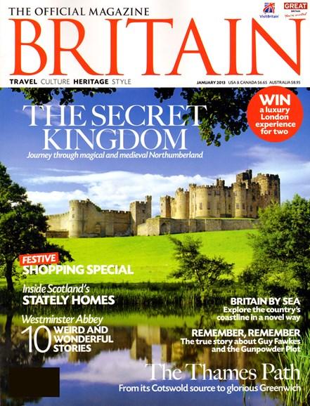 Britain Cover - 1/1/2013
