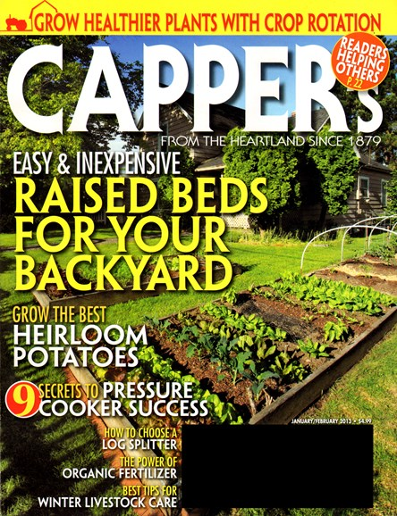 Capper's Cover - 1/1/2013