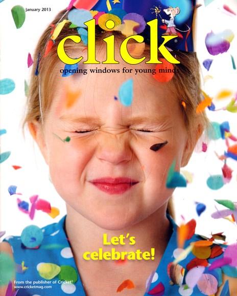 Click Cover - 1/1/2013