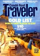 Conde Nast Traveler 1/1/2013