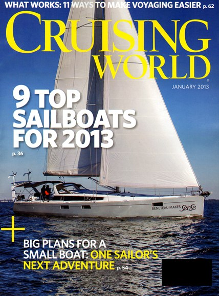 Cruising World Cover - 1/1/2013