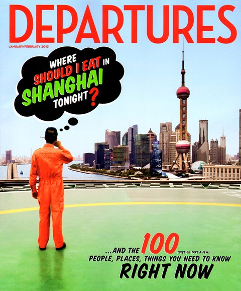 Departures Cover - 1/1/2013