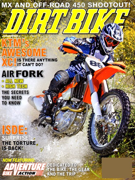 Dirt Bike Cover - 1/1/2013