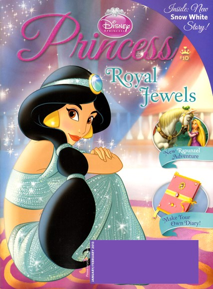 Disney Princess Cover - 1/1/2013