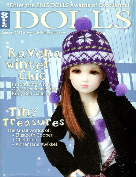 Dolls Cover - 1/1/2013