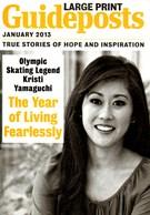 Guideposts Large Print Magazine 1/1/2013