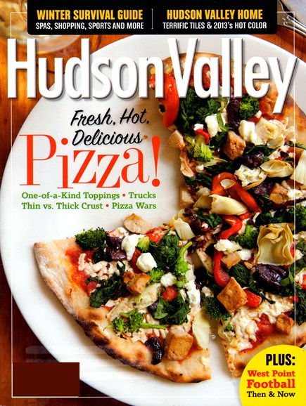 Hudson Valley Cover - 1/1/2013