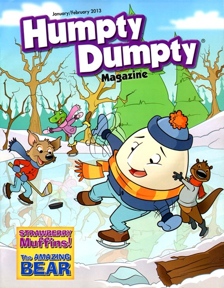 Humpty Dumpty Cover - 1/1/2013