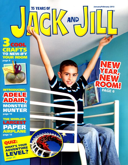 Jack And Jill Cover - 1/1/2013