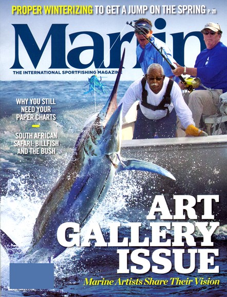 Marlin Cover - 1/1/2013