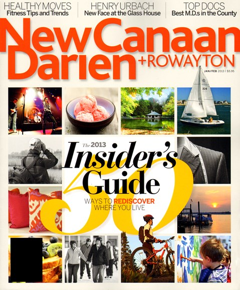 New Canaan-Darien Cover - 1/1/2013