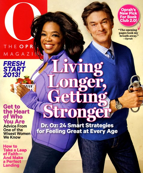 O The Oprah Cover - 1/1/2013